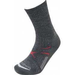 LORPEN T3MM MIDWEIGHT HIKER CHARCOAL
