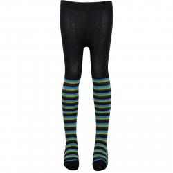 AUTHORITY-boy pantyhose striped neon aw16