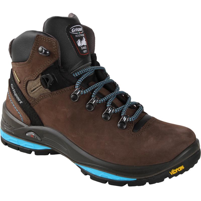 Dámská turistická obuv vysoká Grisport-Catona - Dámská turistická obuv značky Grisport.