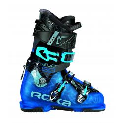 Lyžiarky na zjazdovku - on piste ROXA-EVO 90 SKI BOOTS -TRANS. BLUE/BLACK/BLACK