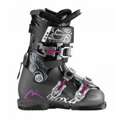 ROXA-KARA 85 W SKI BOOTS-SMOKY-BLACK-BLACK