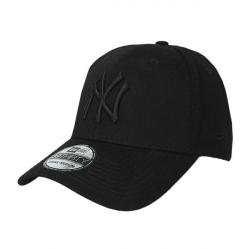 Šiltovka NEW ERA-3930 MBL BASIC NY Yankees Black/Black NOS