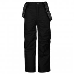Detské lyžiarske nohavice AUTHORITY-KIDDE P black