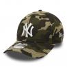 NEW ERA-SP17 3930 MLB LEAGUE ESSENTIAL  NY YANKEES WOODLAND