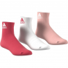 ADIDAS-PER ANKLE T 3PP   WOMEN MIX  3PACK