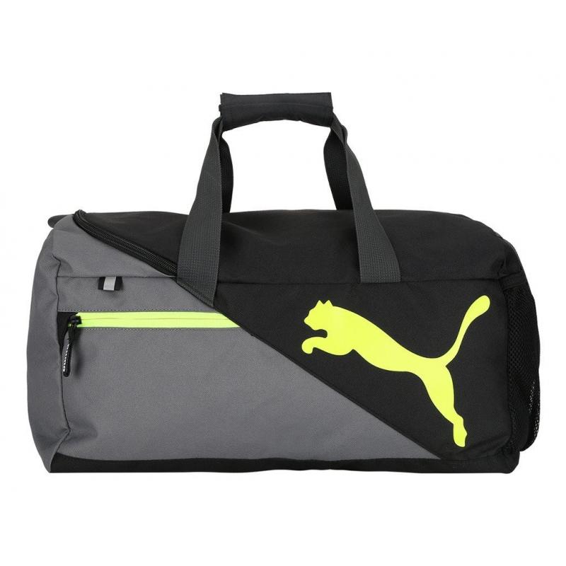 0d6c3d13ef PUMA-Fundamentals Sports Bag S QUIET SHADE-Sa - Športová taška značky Puma.