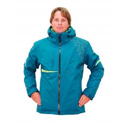 BLIZZARD Freemountain Jacket dark blue/dark blue/green