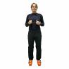 BLIZZARD Mens Race Ski Pants black/silver
