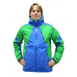 BLIZZARD Power Ski Jacket blue/apple green