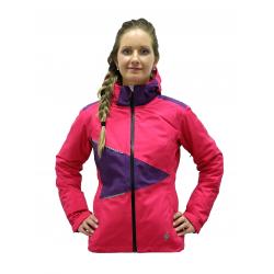 Dámska lyžiarska bunda BLIZZARD Viva Performance Ski Jacket grenadine/purple