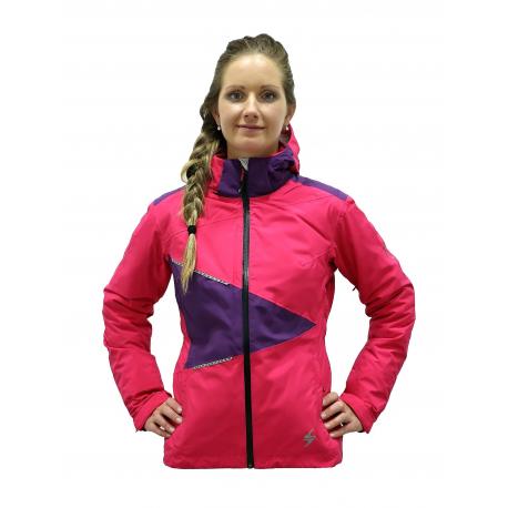 bc96ffb5b BLIZZARD-1K Viva Performance Ski Jacket grenadine/purple | EXIsport Eshop