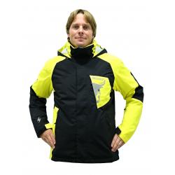 BLIZZARD Freemountain Ski Jacket black/yellow
