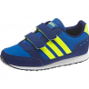 ADIDAS NEO-VS SWITCH CMF C     BLUE/SYELLO/UNIINK