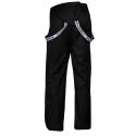 54c2e1966776 AUTHORITY-PAMERON black - Pánske lyžiarské nohavice značky Authority v  zaujímavom dizajne.
