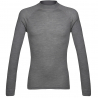 THERMOWAVE-Mens long sleeve shirt MERINO grey