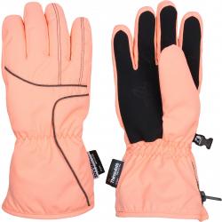 Dámske lyžiarske rukavice AUTHORITY-GLEREA I pink