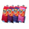 HEAT HOLDERS-Dámske ponožky protišmykové