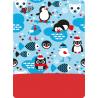 4FUN Winter Penguin KIDS POLARTEC