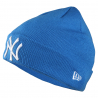 NEW ERA-HO14 SEASONAL CUFF NY Yankees Blue JR