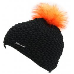 Dámska zimná čiapka BLIZZARD-Sword orange W
