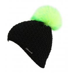 Dámska zimná čiapka BLIZZARD-Sword CAP green W
