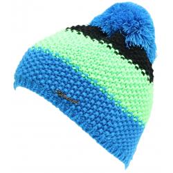 Dámska zimná čiapka BLIZZARD-Tricolor, black/green/blue W