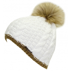 Dámska zimná čiapka BLIZZARD-Troll CAP white W