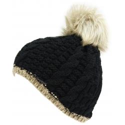 Dámska zimná čiapka BLIZZARD-Troll black W