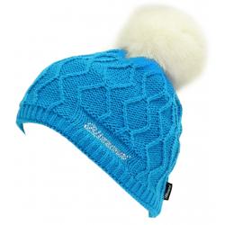 Dámska zimná čiapka BLIZZARD-Rabbit SW CAP BLUE W