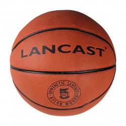 Basketbalová lopta LANCAST-ACADEMY MATCH PRO PU BBALL SZ5