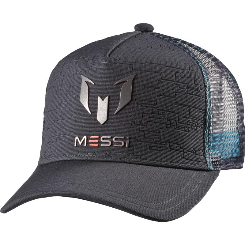 Detská šiltovka ADIDAS-Messi Kids Hat BLACK SP15 - b89a812c275c