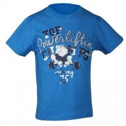 Chlapčenské tričko s krátkym rukávom AUTHORITY-ARNEO B I blue