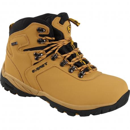 EVERETT-Tover - Pánska turistická obuv značky Everett s nepremokavou membránou TexDryve, vďaka ktorej budú Vaše nohy v suchu a pohodlí.