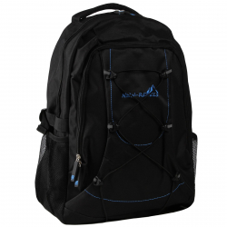 """NEW REBELS  """"Aineck"""" school backpack 31x16x44cm"""