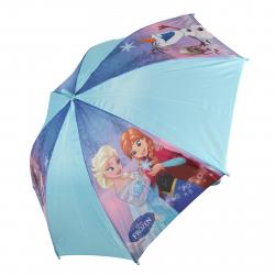 JFK Detský dáždnik automatický, neskladací 46 cm, Frozen