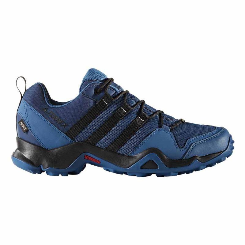 da6c6124e ADIDAS-TERREX AX2R GTX CORBLU/CBLACK/MYSBLU - Pánska turistická obuv značky  adidas