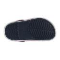 CROCS-Crocband Clog K Navy/Red - Detská obuv značky Crocs v klasickom dizajne.