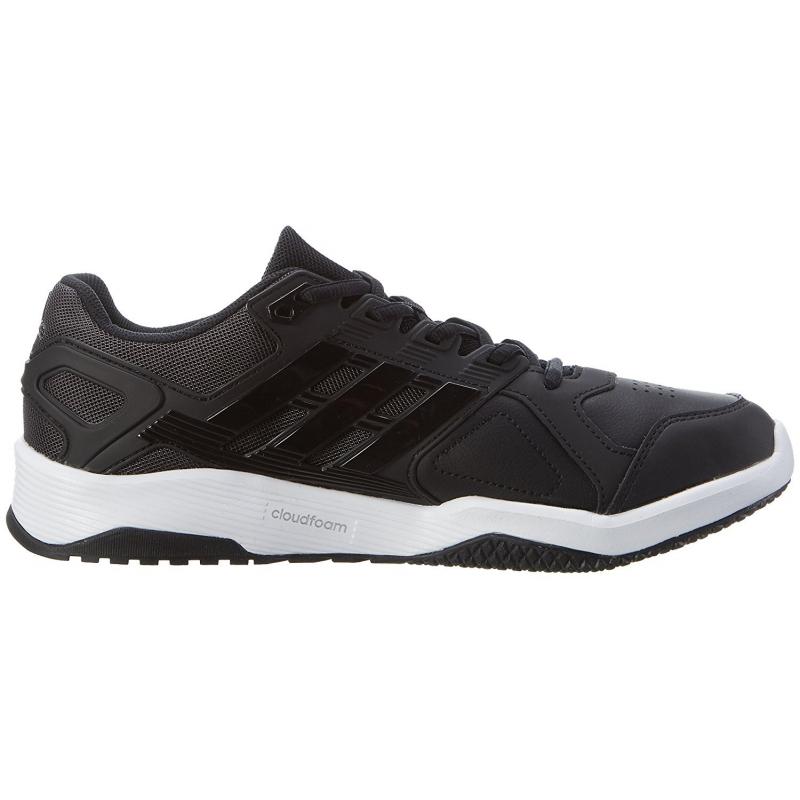 ADIDAS-Duramo 8 Trainer M CBLACK CBLACK FTWWHT - Pánska tréningová obuv  značky a8452f5744d