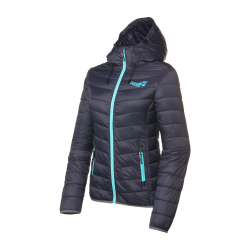 REHALL JEANY-R Womens Downlook Jacket-Blue dark