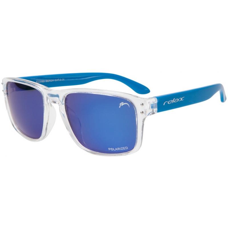b3392eb87 RELAX-Beach - R2318D - Slnečné okuliare značky Relax v štýlovom dizajne.