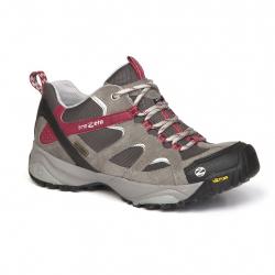 Dámska turistická obuv nízka TREZETA-AMELIE EVO LOW WP TUNDRA-MAG