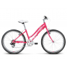KROSS-Modo 24 ONE SIZE  - rasberry pink glossy