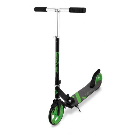 Kolobežka STREET SURFING-URBAN XPR Černá Zelená 205mm