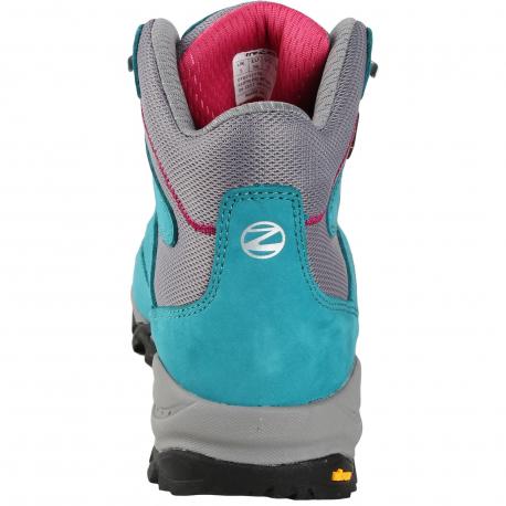 Dámska turistická obuv vysoká TREZETA-JULIETTE EVO WP DARK GREEN - Dámska turistická obuv značky Trezeta určená na ľahkú a stredne náročnú turistiku.