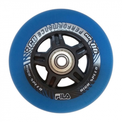 FILA SKATES-90mm/83A + ABEC7 Bear +Alu Spacer