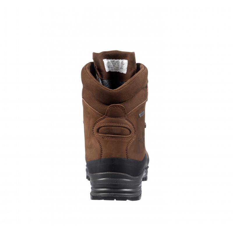 Pánska turistická obuv vysoká KAYLAND-GLOBO GTX BROWN - Pánska turistická obuv značky Kayland.