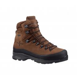 Turistická obuv vysoká KAYLAND GLOBO GTX BROWN