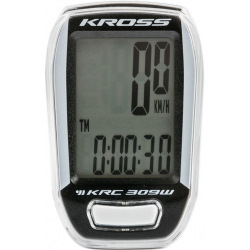 KROSS-Bicycle computer KRC 309W 9-funct, wireless WHBK