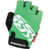 KROSS-Gloves GREEN/WHITE Flow SF