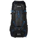 Turistický ruksak REGATTA Blackfell 2 60+10 Black/FrnBlu